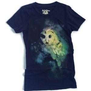THREADLESS owl nebula first edition medium girly